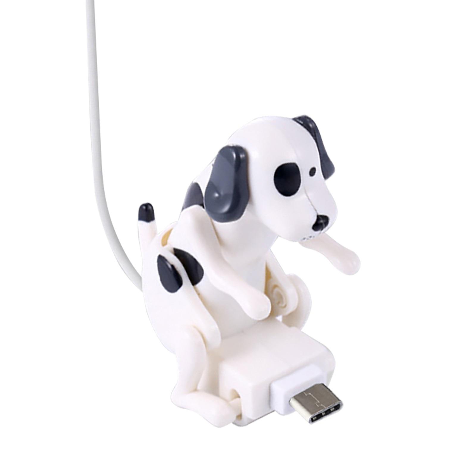 Мобильный телефон кабель для зарядки игрушка собака смартфон Зарядное устройство 1,2 м кабель для зарядки Micro Usb творчества маленькая собака ...