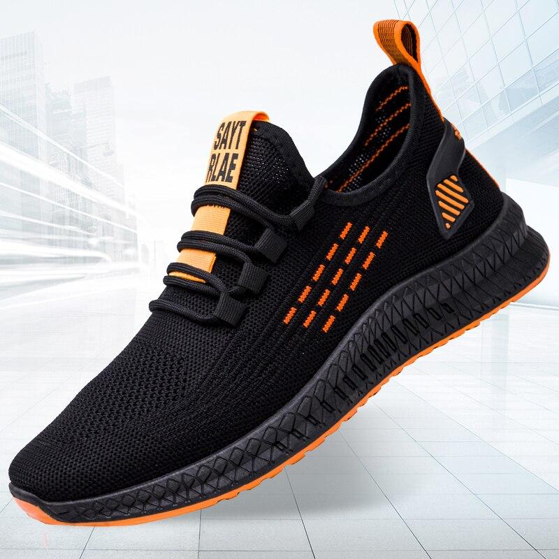Мужские кроссовки для бега Baideng, легкие, дышащие, спортивные кроссовки, брендовые, качественные, на шнуровке, zapatillas deporte mujer|Беговая обувь|   | АлиЭкспресс
