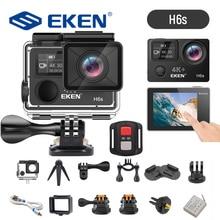 EKEN H6s 4K Ultra HD Action Camera 14MP EIS, with remote A12 chip 30m waterproof Panasonic Sensor