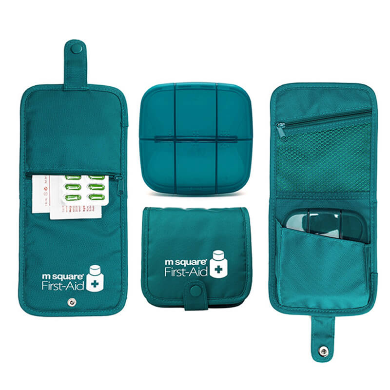 Mini First Aid Kit Home Car Bandage First Aid Bag Outdoor Camping Sport Kit Medical Bag Tactical Military Emergency Survival Kit