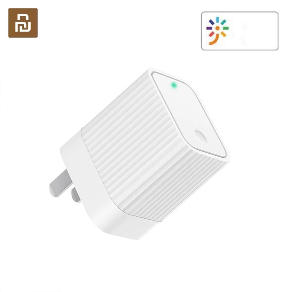 Новый умный Bluetooth-шлюз Youpin Cleargrass, хаб с Wi-Fi, работает с приложением Mijia, Bluetooth-устройством для умного дома