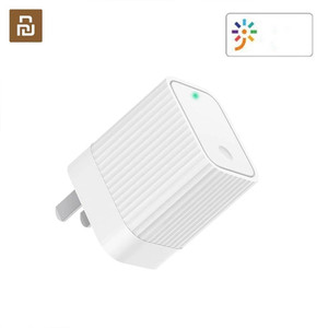 Image 1 - New Youpin Smart Cleargrass Bluetooth/Wifi Gateway Hub Work for Mijia App Bluetooth Sub device Smart Home Device