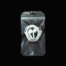 8.5x16cm 200pcs/lot Reclosable Zipper Ziplock Clear Plastic Package Bags Mobile Phone Accessories Grocery Poly Storage Bag