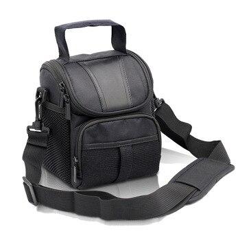 fosoto DSLR Camera Shoulder Bag Waterproof Case For Canon EOS 4000D 2000D 1500D 1300D 1200D 1000D 800D 760D 750D 700D 650D 450D зеркальная фотокамера canon eos 4000d kit 18 55mm 24mp черный 3011c003