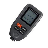 Digital Paint Coating Thickness Meter Gauge Tester Auto F/NF Probes 0~1300um