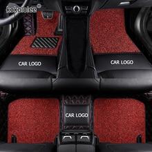 Car-Floor-Mats Land-Cruiser Toyota Chr Rav4 Custom-Logo Prius Venza Corolla Camry Prado