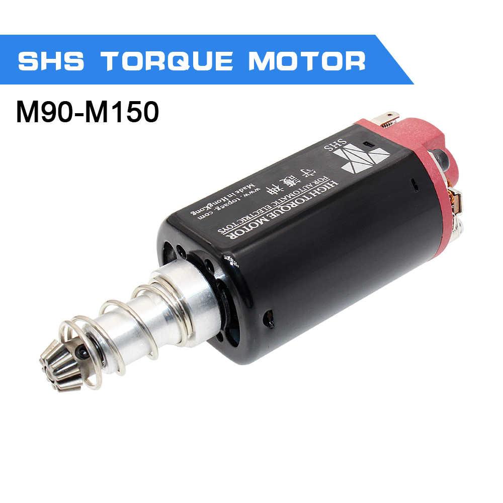 Shs Standard De Remplacement Moteur Court Arbre Airsoft AEG Motor DJ0016