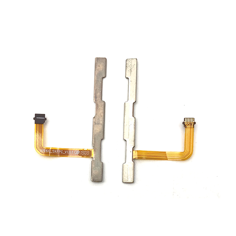 Volume Button Power Switch On Off Button Flex Cable For Lenovo Tab 7 Essential TB-7304F TB 7304F 7304 7304i 7304X Side Button