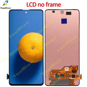 Image 2 - For Samsung Galaxy A51 LCD with frame Digitizer Sensor Assembly For Samsung A51 Display A515 A515F A515F/DS,A515FD A515FN/DS
