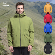 Hiking Water Proof Jacket Outdoor Sport Coat Men Camping Hunting Skiing Windbreaker casaca impermeable hombre corta vento casaco hot sale 2017 breathable anti abrasion chaqueta hombre hiking camping coat outdoor sport jacket men windbreaker manteau homme