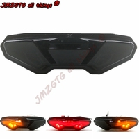 Motorcycle LED Turn Signal Tail Light Taillight For YAMAHA MT 09/ FZ 09 & MT 09 Tracer/ Tracer Tracer 700& MT10 MT 10