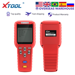 XTOOL X100 PRO Автомобильный ключ программист OBD2 автоматический диагностический инструмент сканер с Настройка счетчика пробега код ридер обновл...