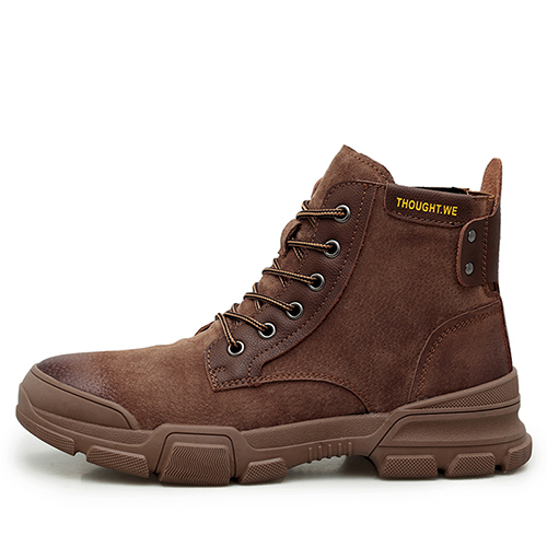 vintage style hiking boots