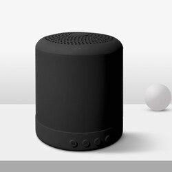 1pc macaron pequeno alto-falante bluetooth hi-res 300m de áudio estendido graves agudos sem fio alto-falante portátil de alta fidelidade