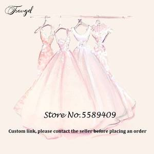 Traugel Occasion-Dresses Customized Order Special Contact Please Fee-Link Before