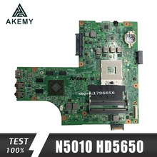 N5010 CN-0VX53T Inspiron DELL 09909-1 for N5010/Cn-0vx53t/Cn-052f31/.. GPU Free Send