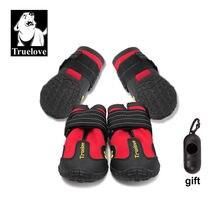 Обувь для собак truelove маленьких и больших Уличная обувь с