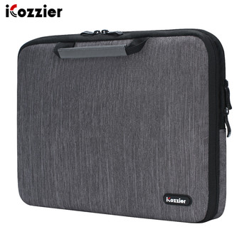 iCozzier 11.6/13.15.6 inch handle electronic accessories strap laptop sleeve case bag protective bag for 15  laptop / notebook