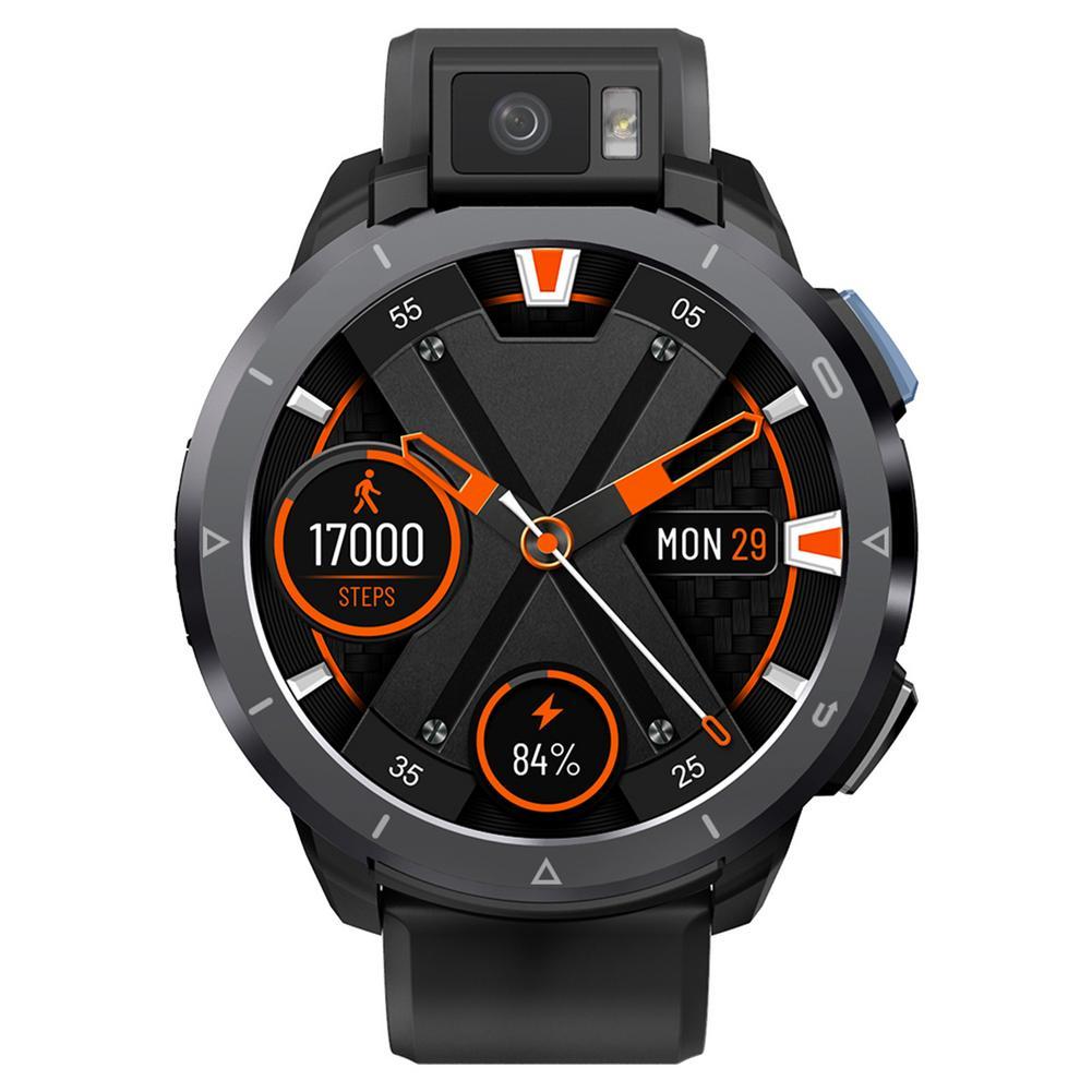 KOSPET Optimus 2 4G Smart Watch Men 4GB 64GB 13MP Camera 2260 mAh 1.6″ Android 10.7 Watch Phone WIFI Smartwatch 2021 For Xiaomi