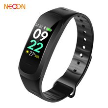 Smart watch wristband intelligent bracelet 2019 New style color multi-function heart rate sleep pedometer movement