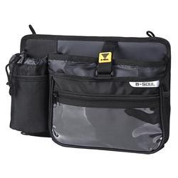 Wytrzymała torba do przechowywania skuterów elektrycznych torba do przechowywania motoroweru poliestrowa torba na skuter elektryczny z przodu dla M1 Black w Akcesoria do rowerów elektrycznych od Sport i rozrywka na