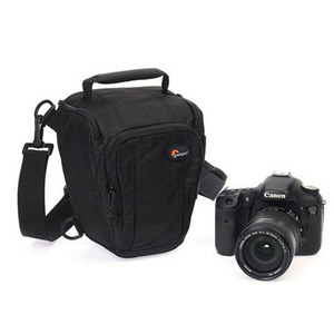 Image 3 - fast shipping  Lowepro Toploader Zoom 50 AW High quality Digital SLR camera Shoulder bag With waterproof cover