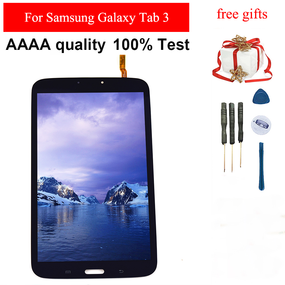 <font><b>LCD</b></font> for Samsung Galaxy Tab 3 8.0 <font><b>SM</b></font>-T310 T310 <font><b>LCD</b></font> Display Screen <font><b>SM</b></font>-<font><b>T311</b></font> <font><b>T311</b></font> <font><b>LCD</b></font> Touch Screen Sensor Digitizer Glass Assembly image