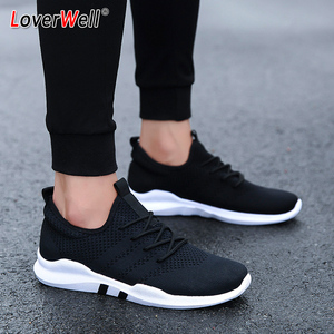 Men Sneakers Breathable Mesh R