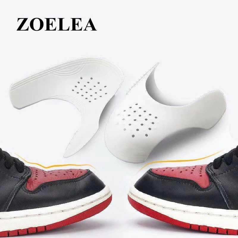 Protezioni per sneaker air force Sneaker scudi anti rughe piega ...