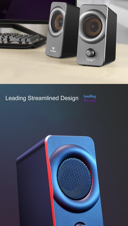 Alto-falantes p/computador