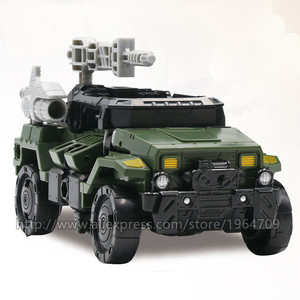 Image 5 - AOYI BMB New 18cm Transformation Toys Boy Alloy Edition Anime KO Action Figure Car Tank Model Kids Gift H6002 9 H6001 4 SS38