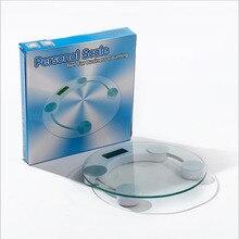 Электронные весы бытовые весы для здоровья тела весы из закаленного стекла точные li pin cheng весы с аккумулятором