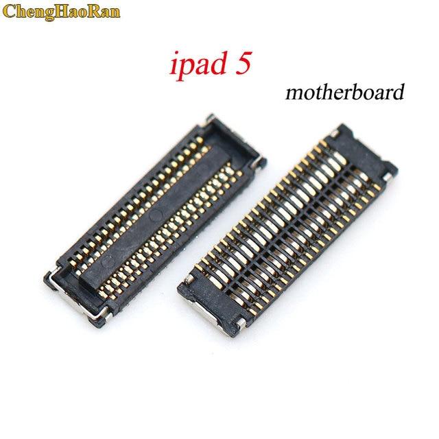 1 sztuk ekran wyświetlacza LCD złącze FPC wtyczka dla ipad 2/3/4/5 Mini4 Mini 20pin 32pin na płycie głównej wymiana płyty głównej