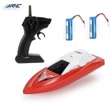 Mini Speedboat Remote-Control RC Racing JJRC S5 1:47 Shark-Latitude Baby 10km/H