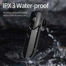 KEBIDU V19 Bluetooth Wireless Earphone With Mic Handsfree Earphone Headphone Sport Waterproof Wireless Bluetooth 4.2 Headphones