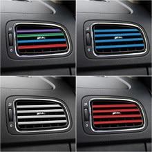 Tira de decoração para interior de carro, faixa de decoração para cerato k3 k4 k5 mazda 3 5 6 gh CX-5 cx5 cx3 CX-7