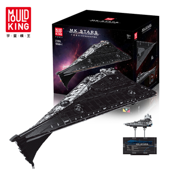 Ultimate Millennium StarWars UCS Eclipse Class Dreadnought Destroyer Compatible FalconModel Building Blocks Bricks Kid Toys Gift