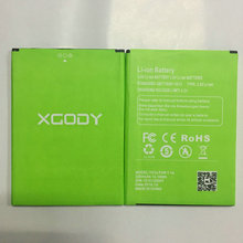 3200mAh Battery For XGODY Y14 6.0 Inch Replacement Rechargeable Mobile
