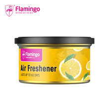 1.73oz Car Perfume Car Air Freshener Solid Perfume Fragrance Box Deodorant  Vanilla Fragrance Interior Accessories