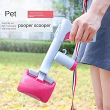 Poop-Bag Toilets Picking Dog-Shoveling Shit Dogs Portable 2-In-1 And 1pc Teddy Cats