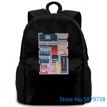 Nueva mochila para hombre y mujer de tamo Impala - Live at the Vic, mochila para viaje, escuela, estudiante adulto