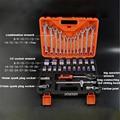 1/2 12 5 мм 37 шт. Комбинации авто ремонт комплект чехол Многофункциональный Инструменты для ремонта автомобилей коробка рукав набор инструмен...