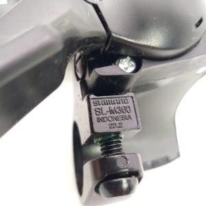 Image 5 - Shimano Acera SL M360 3x8 מהירות הרי אופני מסיטים L3 x R8 24 מהירות 24 S MTB אופניים טריגר שיפטר מנוף סט m360