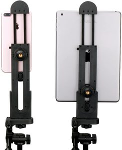 Image 5 - Ulanzi Tablet Mount Holder Adapter  for iPad Pro Mini Air 1 2 3 4 Microsoft Surface Live Lecture Tablet Mount Tripod Adapter