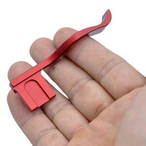 Image 2 - Thumb Grip Copertura del Pattino Caldo della Mano Made Staffa Maniglia Fibbia per Sony A7RIII A7III A9 A7R3 A73