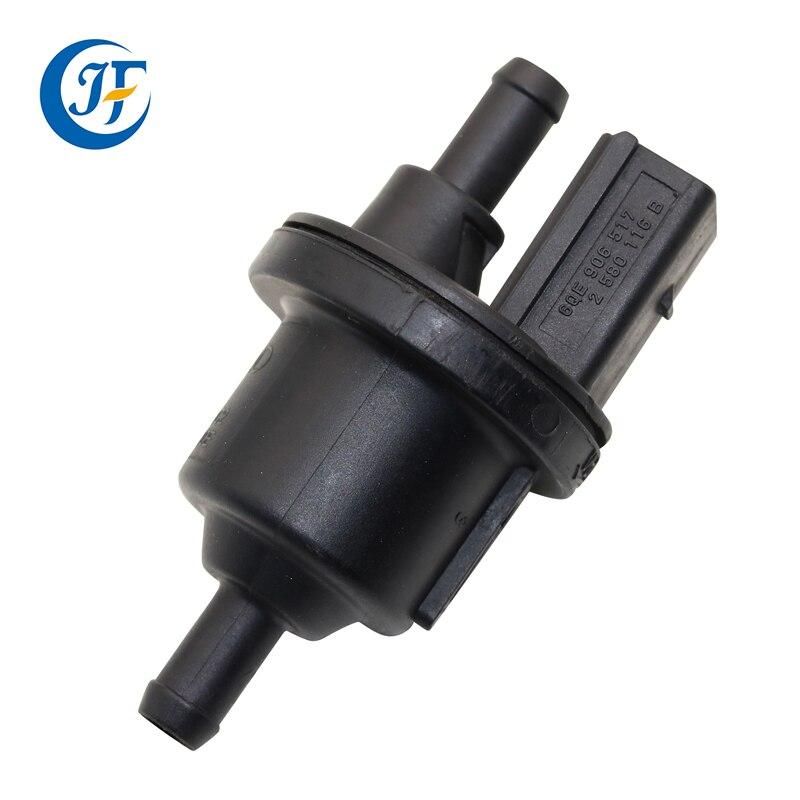 Genuine Fuel Vapor Canister Purge Vent Valve For Volkswagen Jetta Golf  Passat Touareg R32 6QE906517 2580116B Exhaust Gas Recirculation Valve     - title=