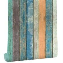 Настенные виниловые 3d наклейки с текстурой древесины декоративная