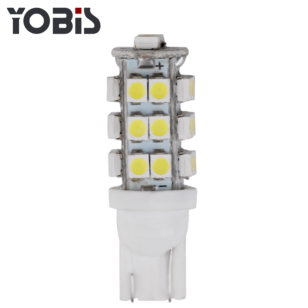 Excellent 'High Manufacturers Direct Selling Car LED Width Light T10 26SMD 1210 3528 Width Lamp Reading Lamp image