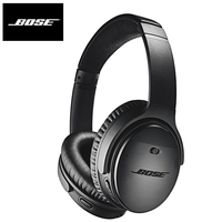 Original Bose QuietComfort 35 II ANC Wireless Bluetooth Headphones Bass Headset Noise Cancelling Sport Earphone Voice Assistant
