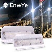EnwYe LED водонепроницаемый 50 Вт 100 Вт прожектор AC 220 В 240 в холодный белый светодиод йод Вольфрамовая лампа освещение строительной площадки